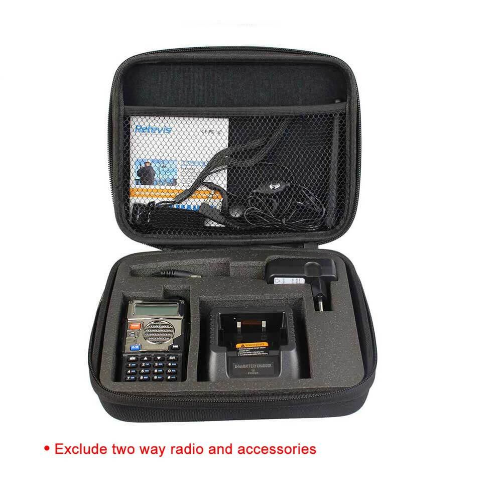 Tailored Storage Bag for handheld radio