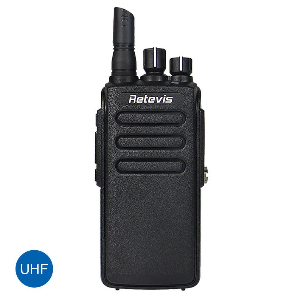 RT81 DMR Digital/Analog UHF IP67 Radio