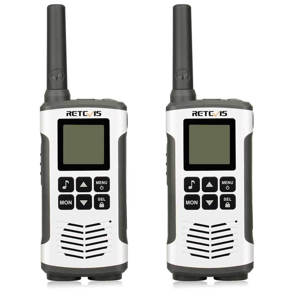 RT45 Family Rechargeable outdoor Two Way radio 2 Pack FRS