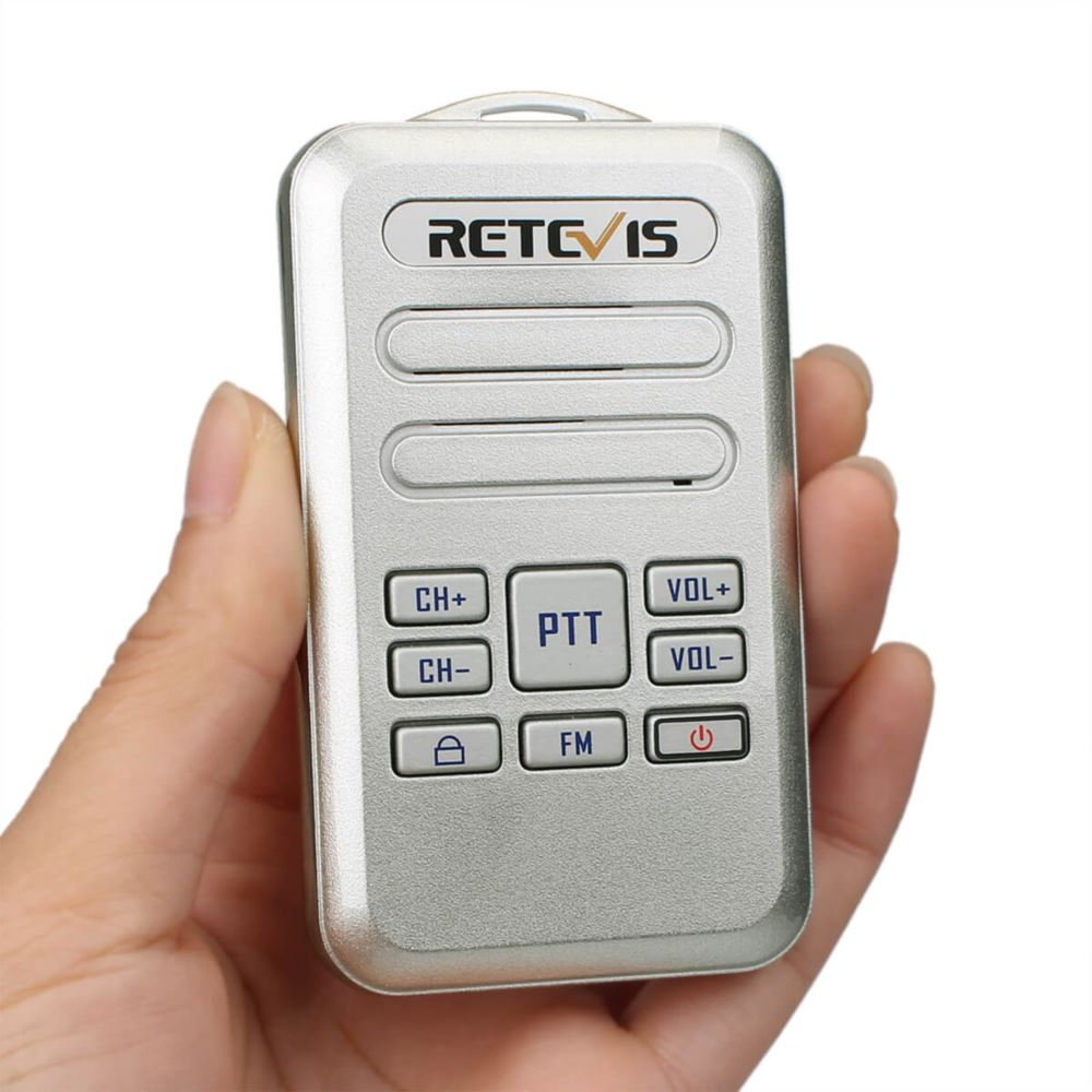 RT20 Mini Indoor FM business radio