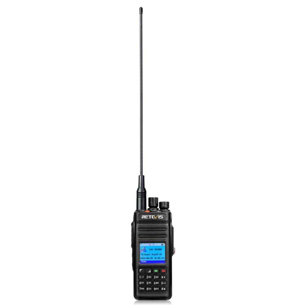 RT83 Color Screen IP67 Business DMR Radio (Built-in GPS)