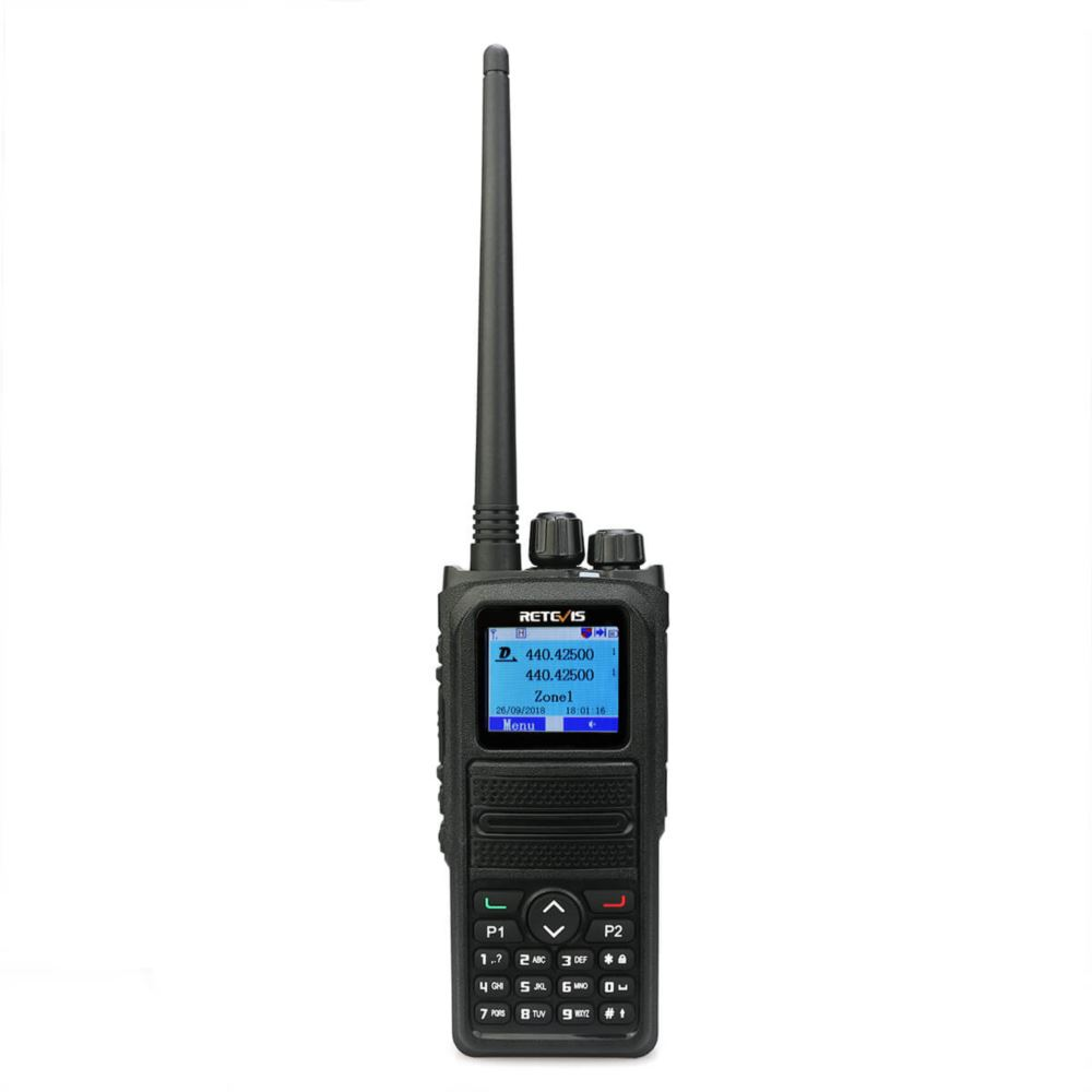 RT84 DCDM Dual Band Ham Radio