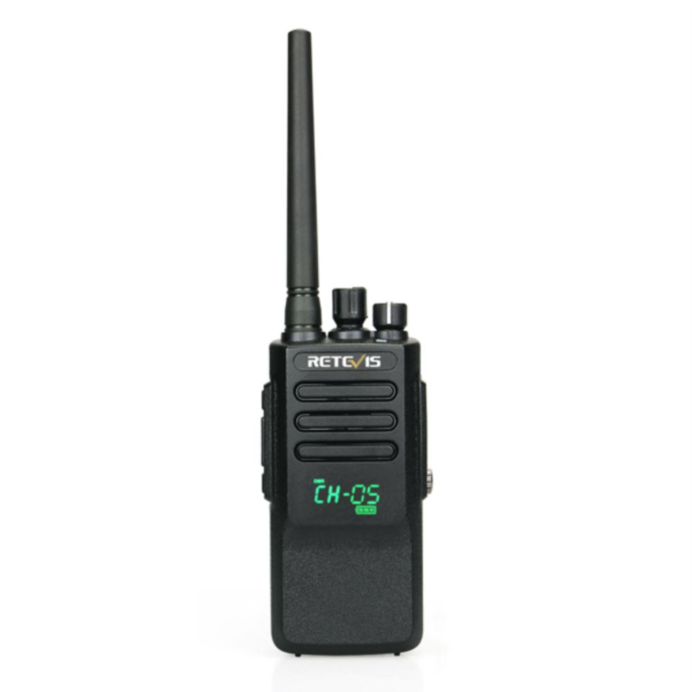 RT50 High Power IP67 UHF DMR Business Radio