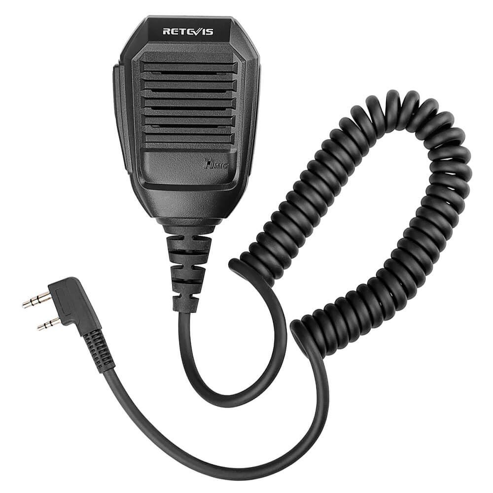 RS-113 2PIN Remote HeavySpeaker Microphone