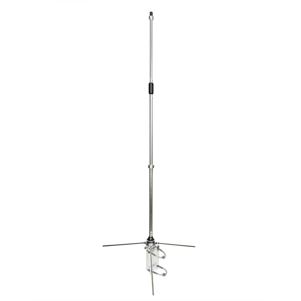 WhiteAluminum Base Station Antenna 390-470MHz
