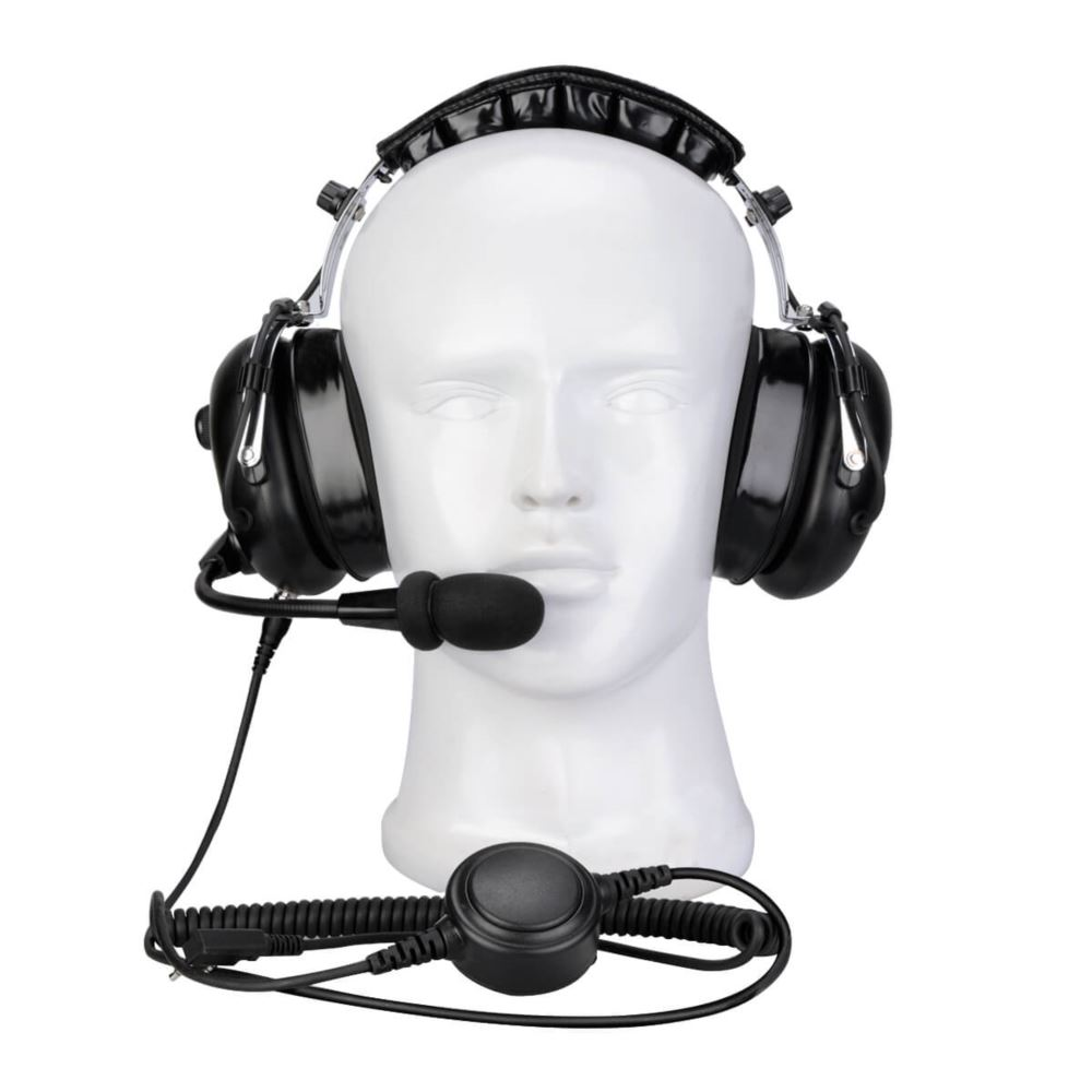 EH070K2 pin Binaural Noise Reduction Headphone