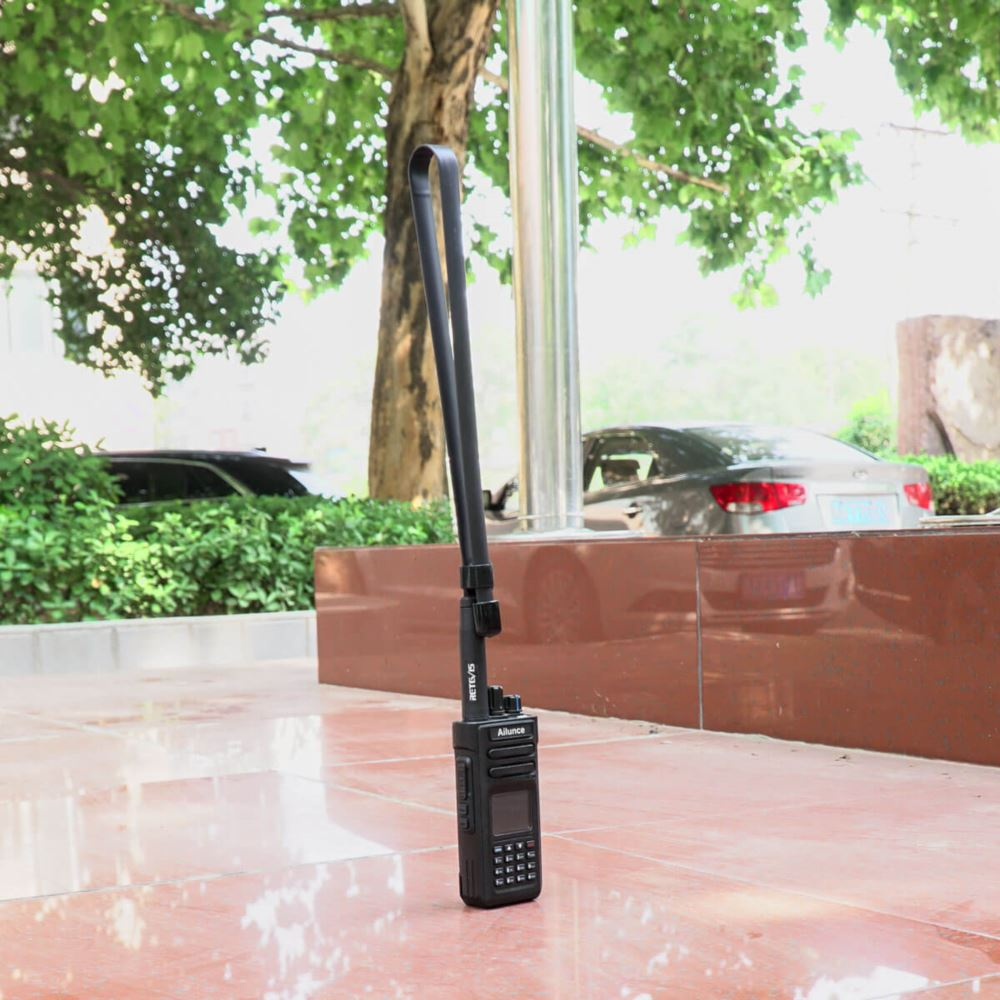 HA02 SMA-F 29inch Dual Band Foldable Antenna