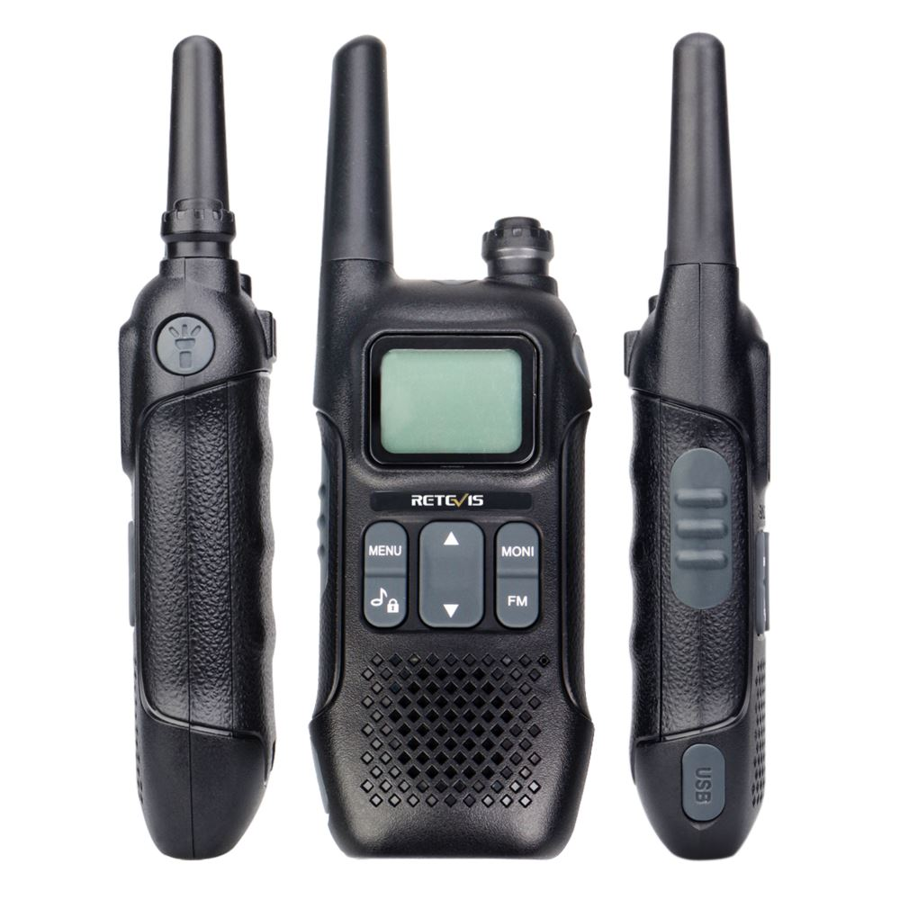 License-free NoAA Weather Alert two way radio RT16