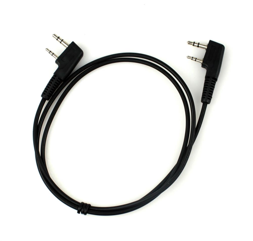 Cloning Cable for QUANSHENG WOUXUN BAOFENG RETEVIS KENWOOD Linton TH KG LT radio