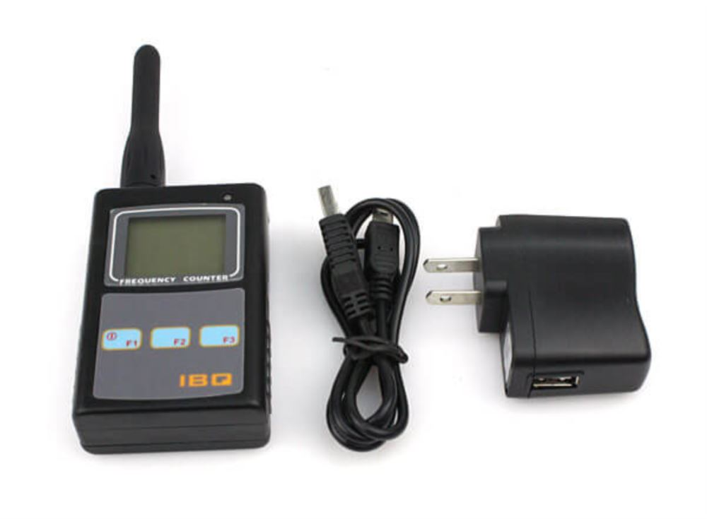 Portable Handheld Frequency Counter