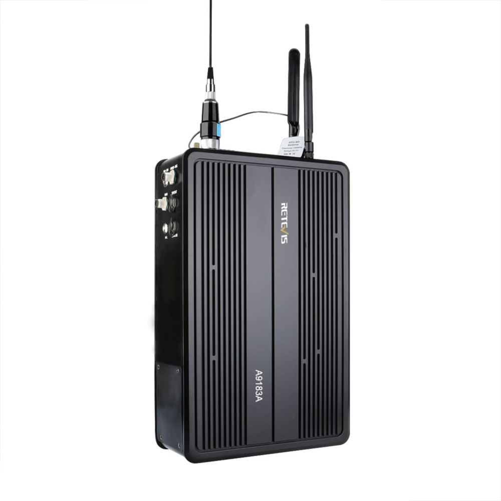 Portable Backpack Digital Radio Repeater RT93