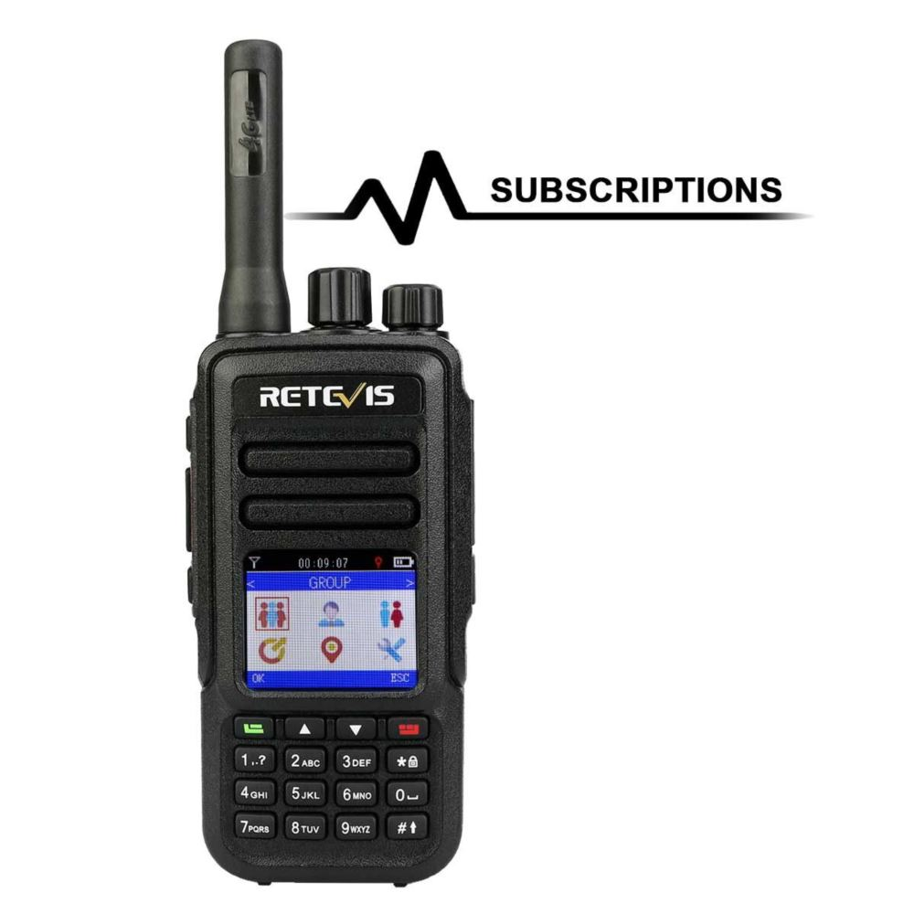 RT51 Poc Radio Service 1 Year Subscription