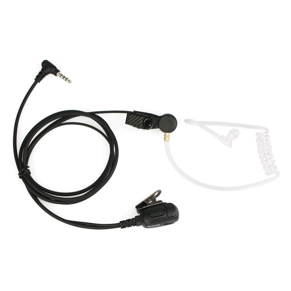 EA011Y 3.5mm 1-Pin Acoustic Tube Earpiece