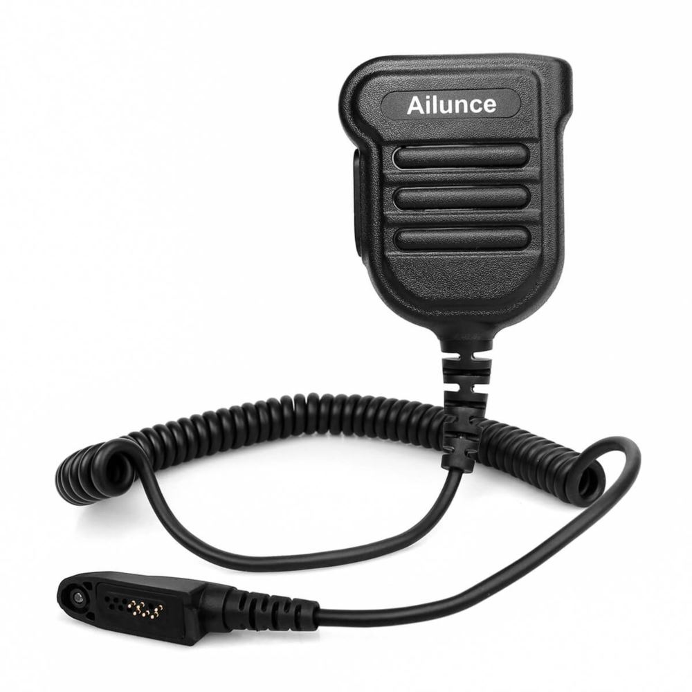H103M IP67 Speaker Mic for Ailunce HD1