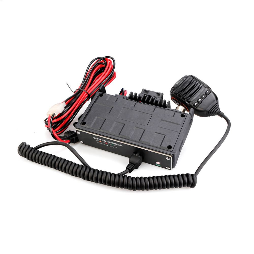 RT99 Bluetooth Dual Band Mobile Radio with APP programming