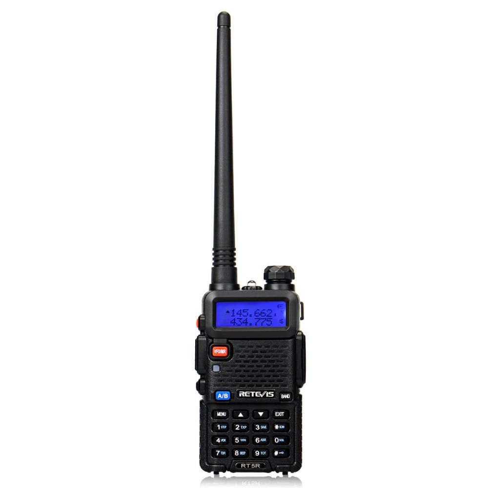 RT5R High Power FPP Dual Band HAM Radio US version