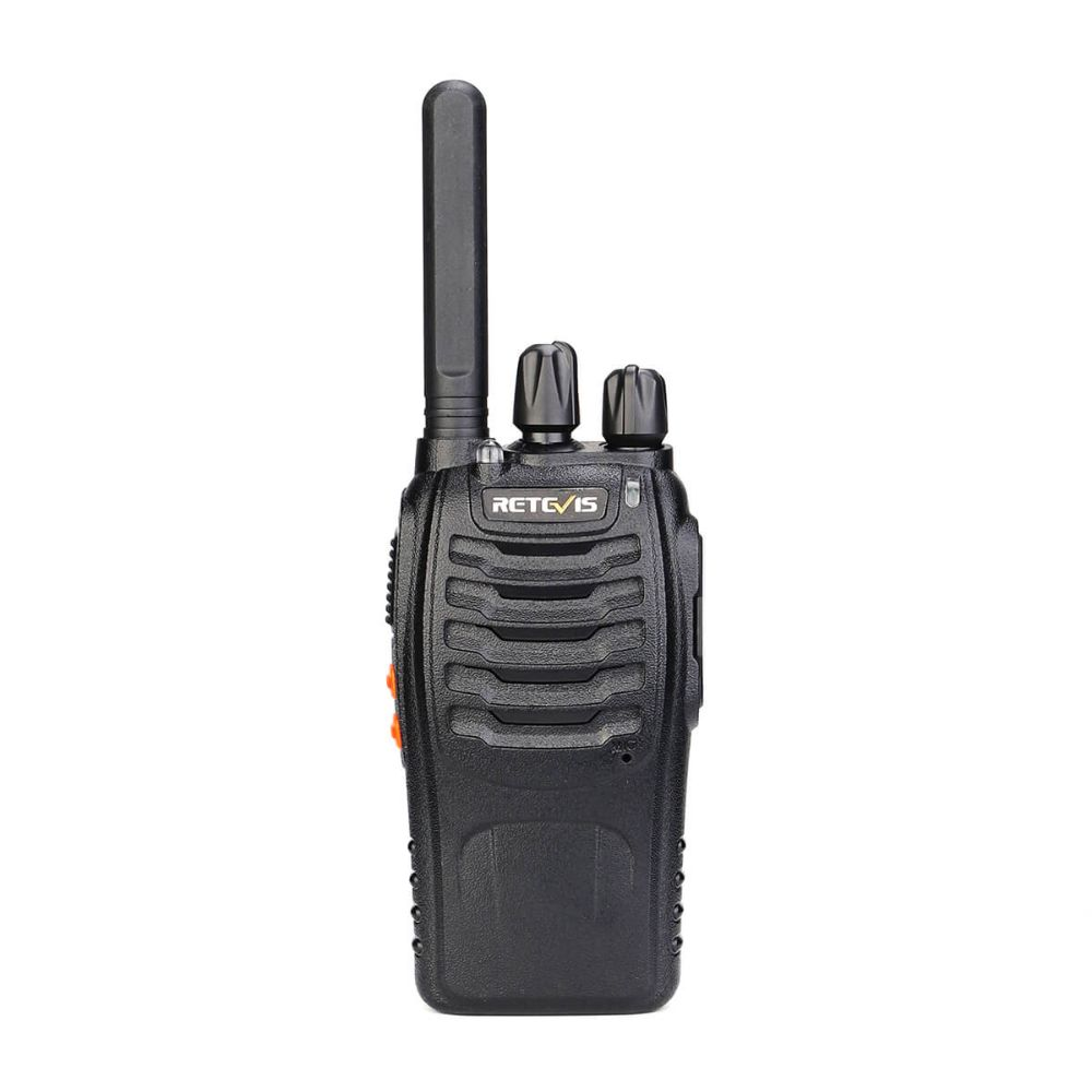 6 Pcs Retevis H777 License-free 16CH Handheld Two Way Radio