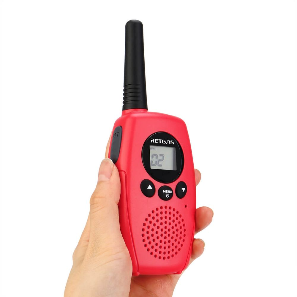 Retevis RT628B FRS/PMR446 3CH Toy Walkie Talkies