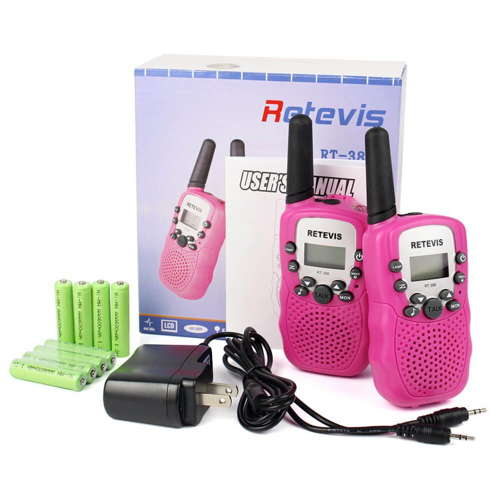 RT388plus Rechargeable Educational Two-Way Radio
