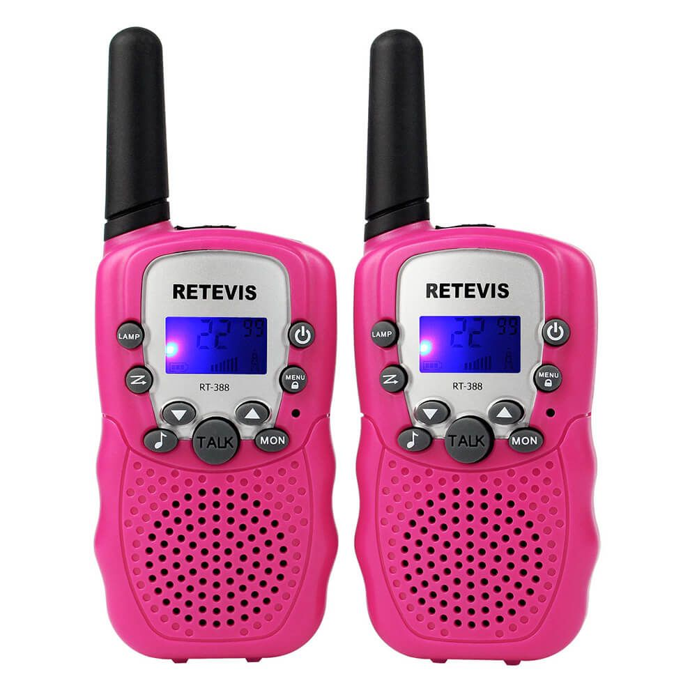 RT388plus rechargeable Batteries Walkie Talkie