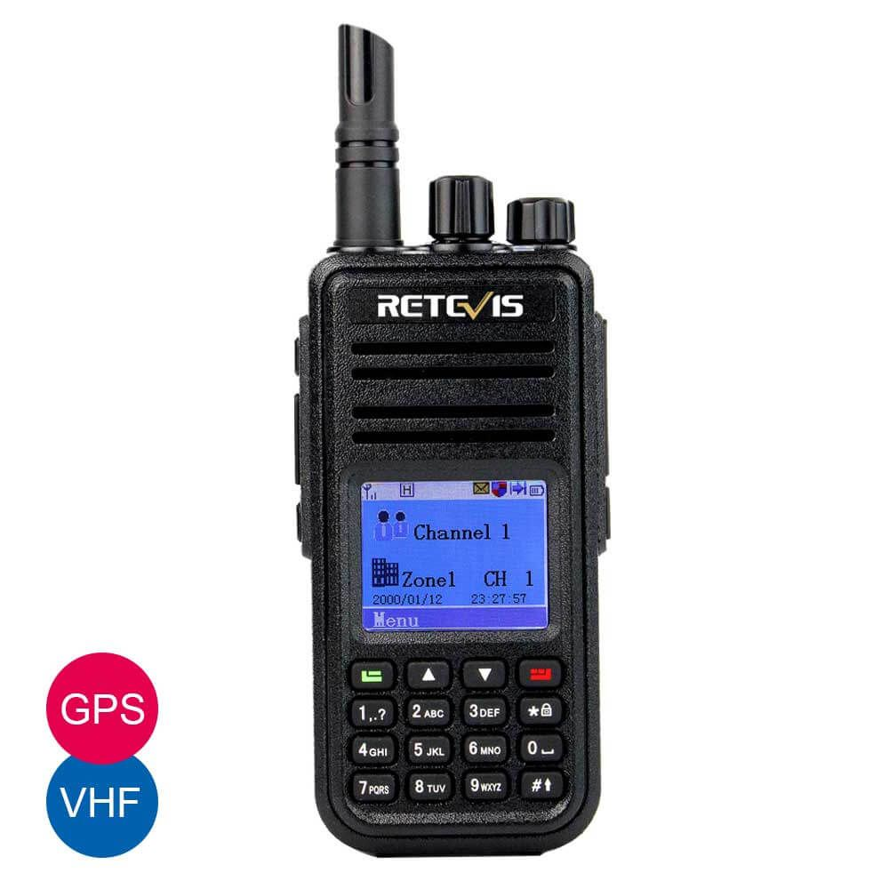 RT3 DMR Digital Two way Radio