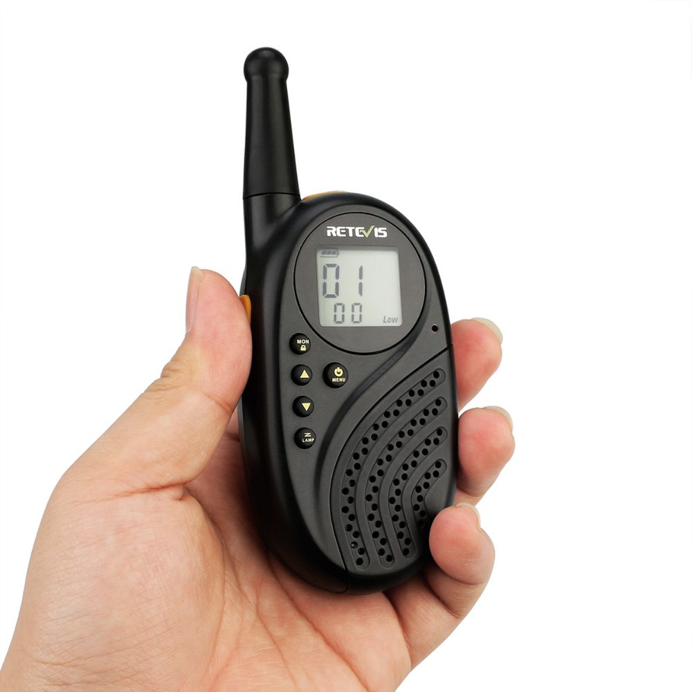 Pair RT35 USB Charging Unlicensed Walky Talky