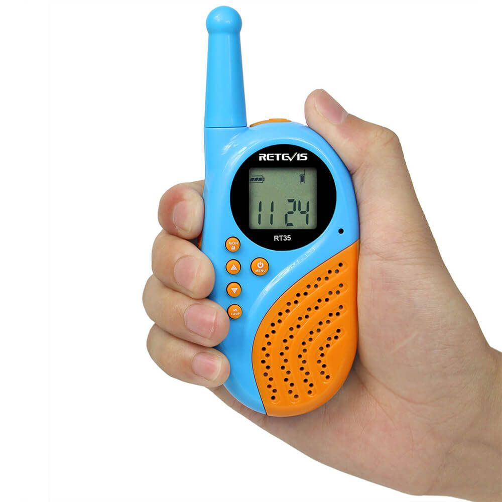 RT35 Rechargeable Two Way Radio For Kids