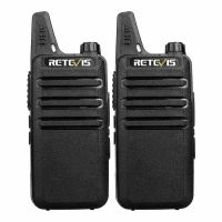 Retevis RT22 mini and lightweigth two way radios