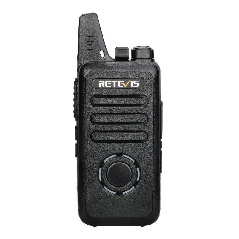 RT22S Channel Display Lightweight Rechargeable Portable two way radios