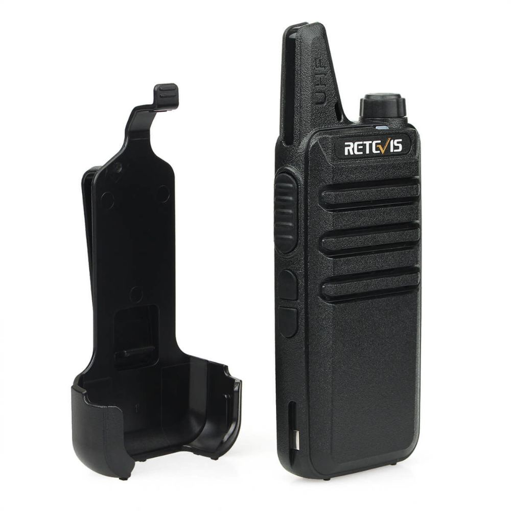 RT22 Channel lock FRS Business Radio