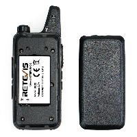 Retevis RT22 with battery