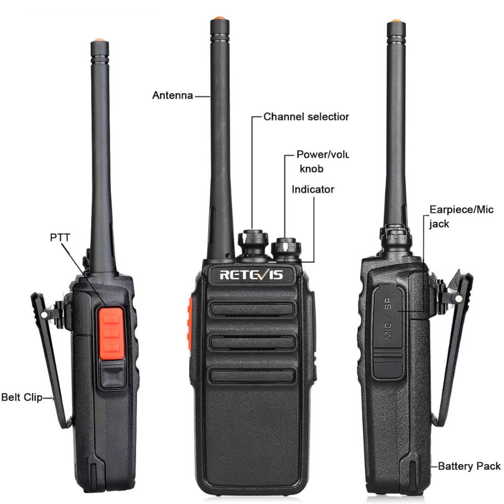 H777S FRS Business Radio