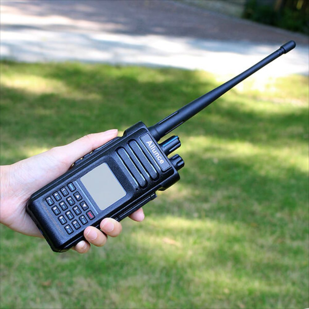 HD1 IP67 FPP Dual Band Ham Radio