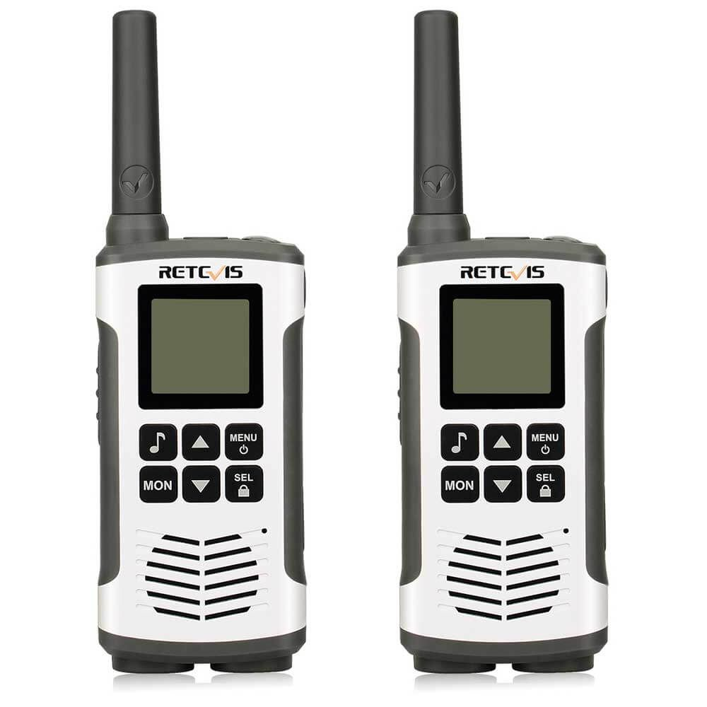 RT45 Family USB Rechargeable walkie talkie 2PACK PMR446