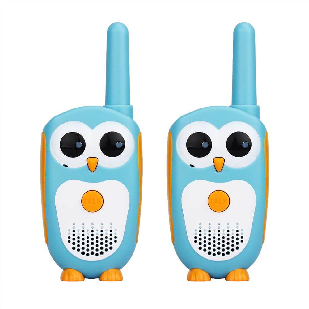 RT30 High Quality Paired Owl Walkie Talkie Toy For Kids
