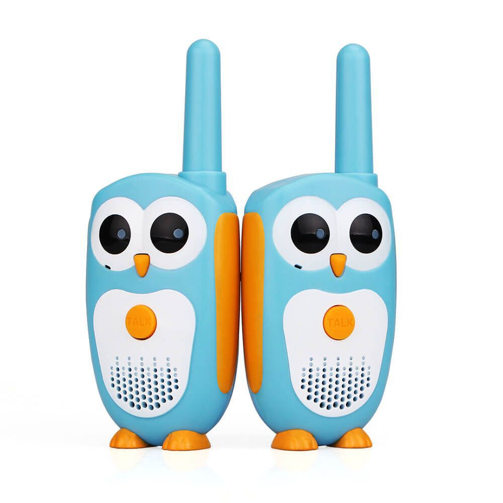 RT30 High Quality Paired Owl Walkie Talkie Toy