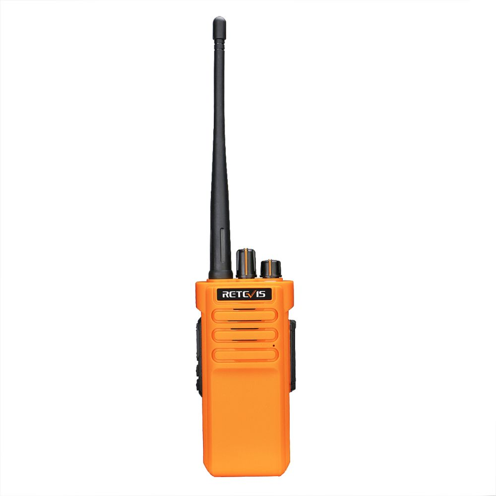 Orange RT29 Long Range outdoor UHF Walkie Talkies