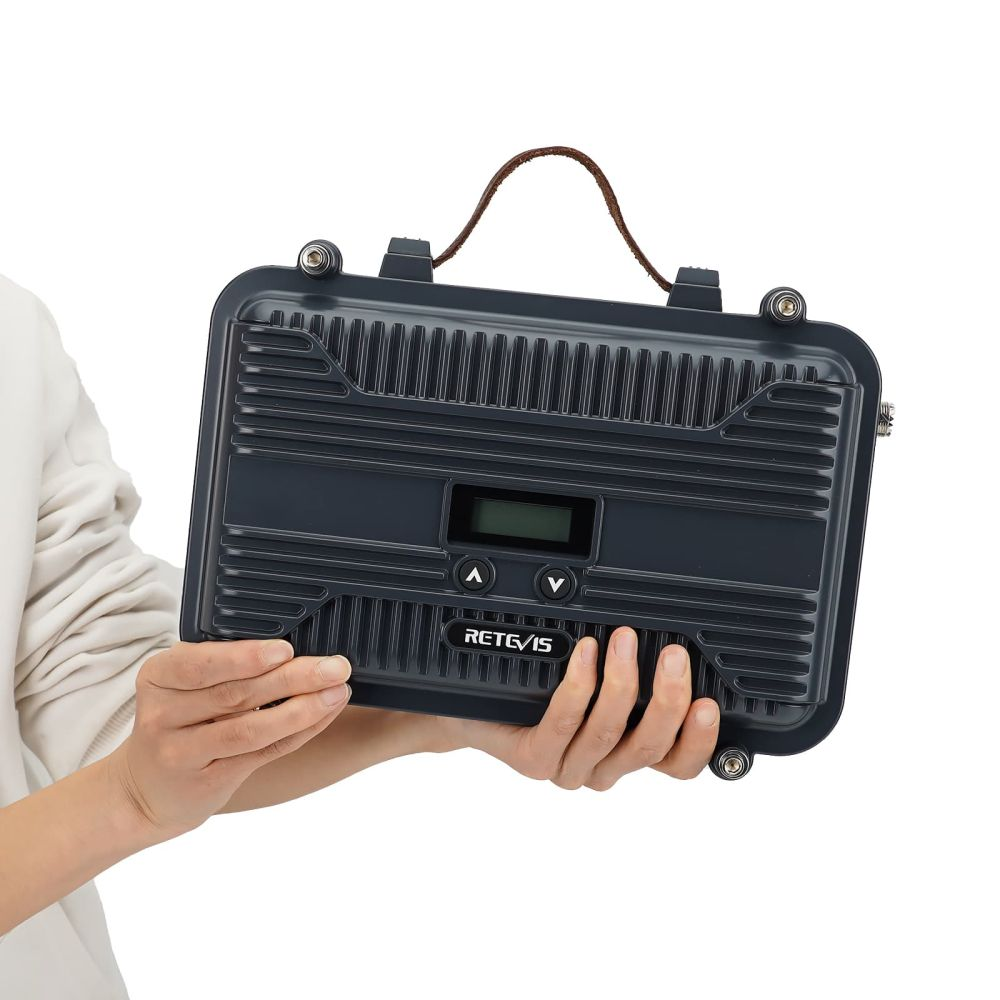 RT97P UHF Mini portable DMR Repeater