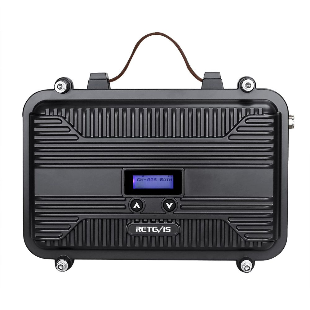 RT97P Customizable Full Duplex Mini Portable DMR Repeater