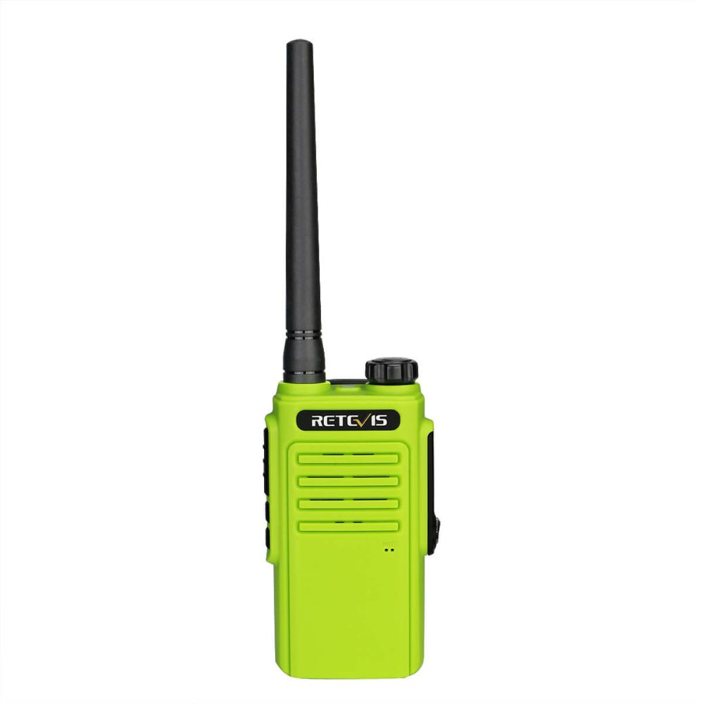 RT47/RT647 IP67 Waterproof walkie talkies Green