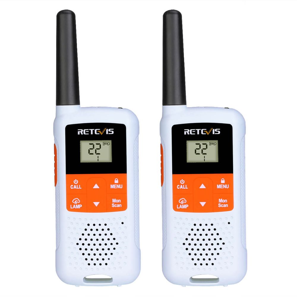 Retevis RT49B FRS Rechargeable Handheld Two Way Radio