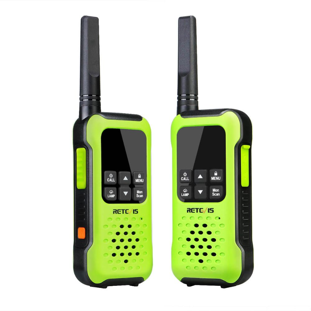 RT649P Waterproof Floating Portable Two-Way Radios 2pack