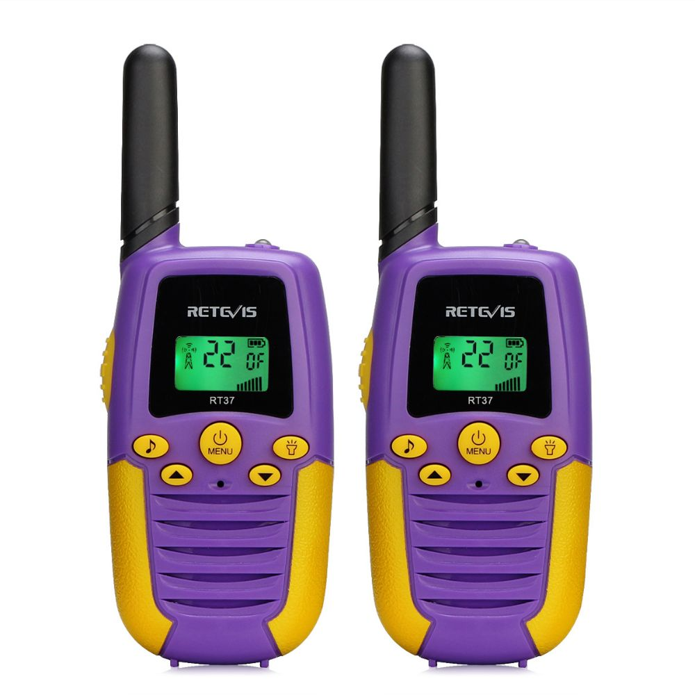 RT37 Best multi-color full-featured Two-way Radio