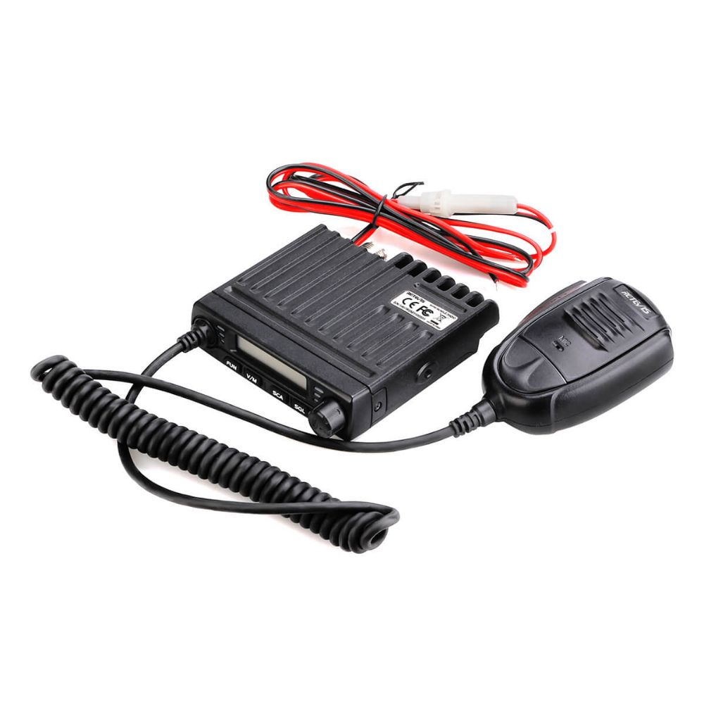 Mini Mobile Ham radio 15W amateur radio transceiver RT98