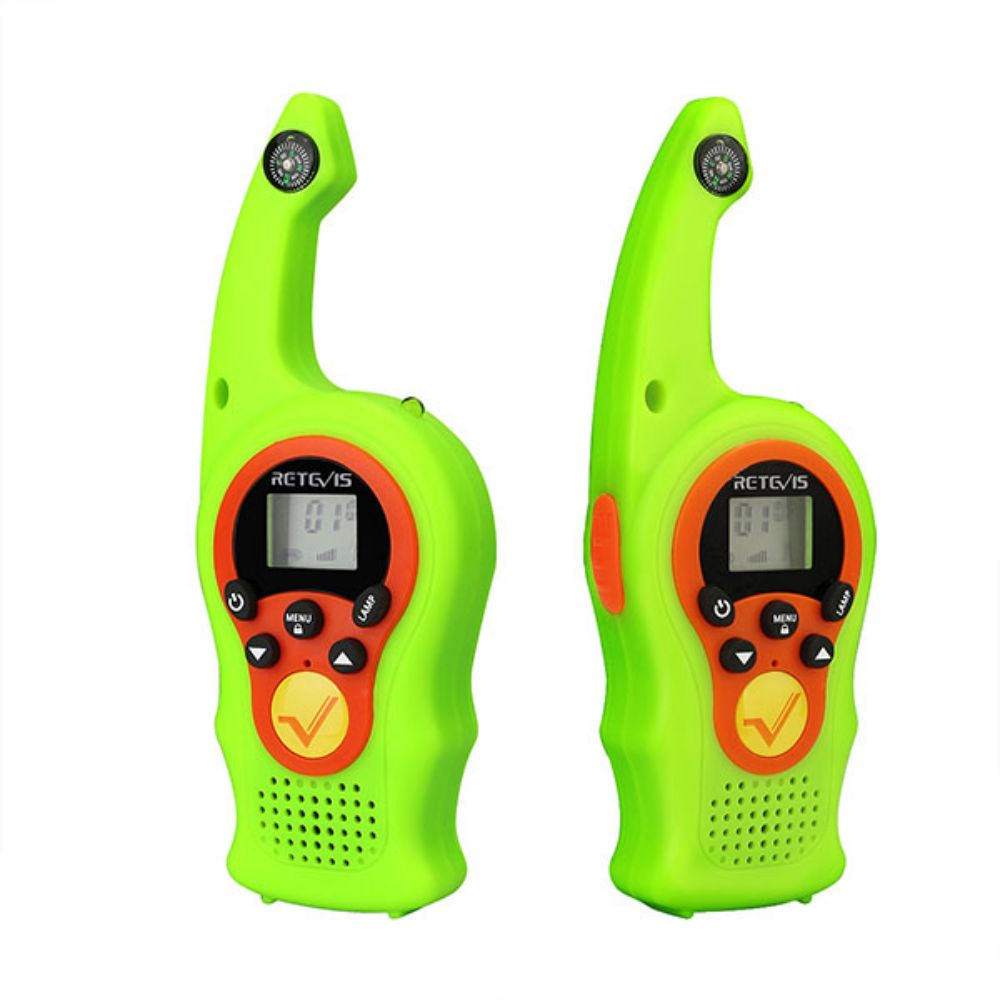 RT75 Paired Compass Two way Radio For Kids