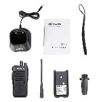 RETEVIS RT43 Digital  signaling function UHF DMR Radio Packing list