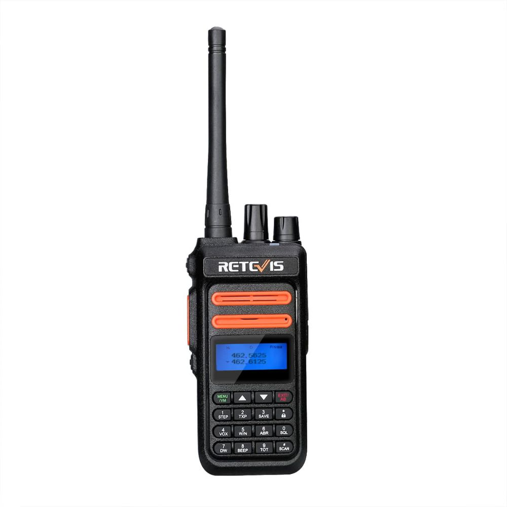 RT76P Long Range GMRS Portable two way radios with Display