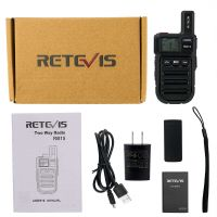 RETEVIS RB615 Vibration Radio Packing list