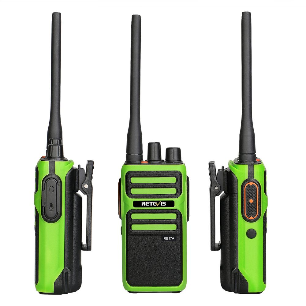RB17A Powerful GMRS Long-range Handheld two way Radio