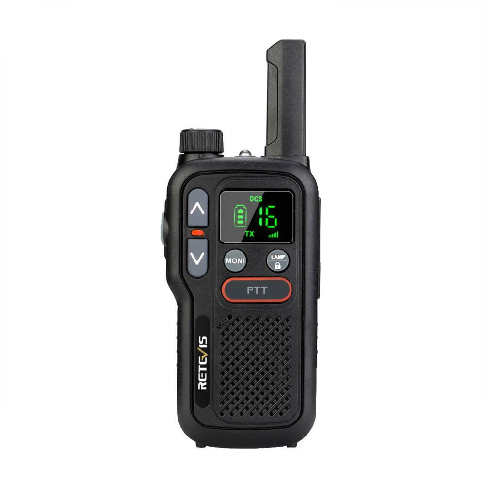 RB618 Outdoor Discovery Rechargeable walkie talkies